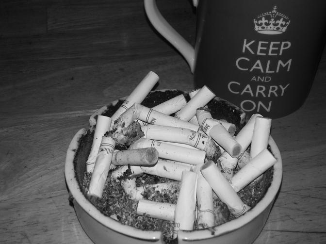 Smoke 'Em If You Got 'Em.