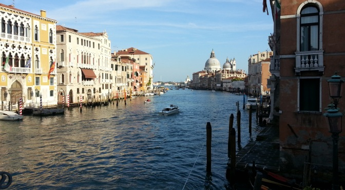 I Have To Go To Venice. Part Two.